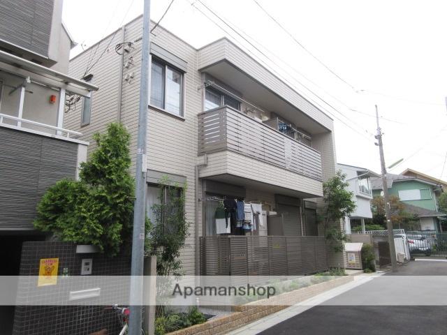 東京都世田谷区、自由が丘駅徒歩10分の新築 2階建の賃貸マンション