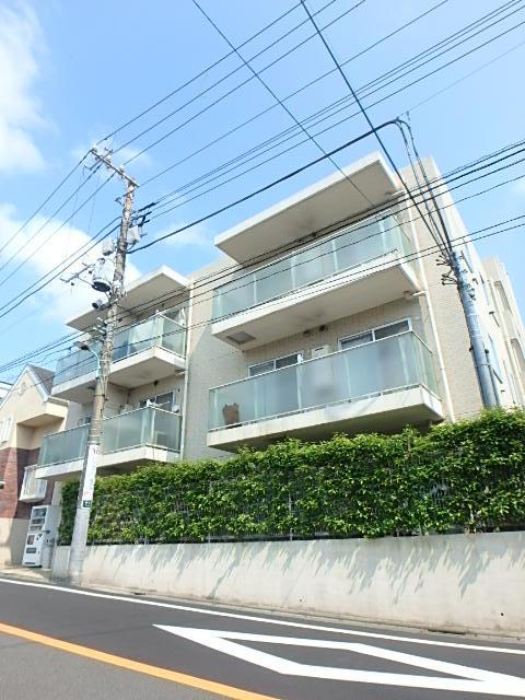 東京都目黒区、自由が丘駅徒歩9分の築11年 5階建の賃貸マンション