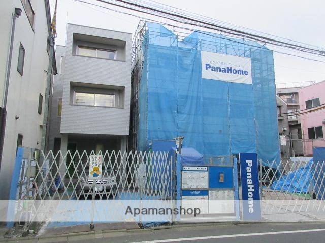 東京都目黒区、武蔵小山駅徒歩10分の新築 3階建の賃貸マンション