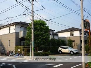 東京都世田谷区、用賀駅徒歩19分の築20年 2階建の賃貸アパート