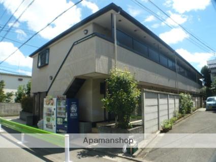 東京都目黒区、祐天寺駅徒歩3分の築12年 2階建の賃貸アパート