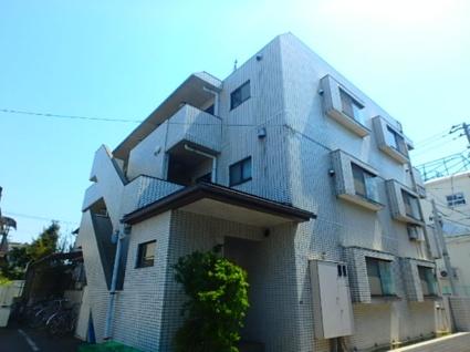 東京都杉並区、荻窪駅徒歩20分の築25年 3階建の賃貸マンション