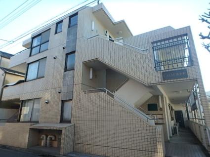 東京都杉並区、荻窪駅徒歩15分の築20年 3階建の賃貸マンション
