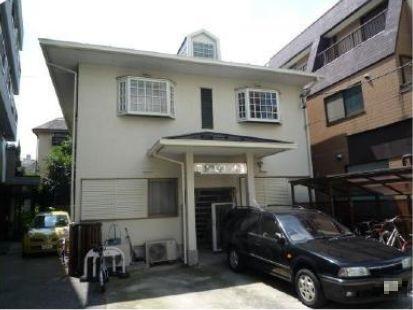 東京都目黒区、都立大学駅徒歩5分の築27年 2階建の賃貸アパート