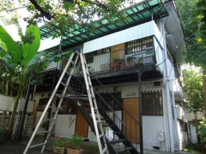 東京都目黒区、都立大学駅徒歩8分の築26年 2階建の賃貸アパート