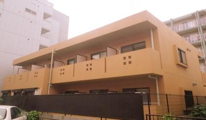 東京都世田谷区、用賀駅徒歩7分の築14年 2階建の賃貸マンション
