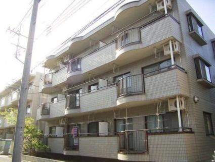 神奈川県川崎市中原区、武蔵小杉駅徒歩13分の築24年 3階建の賃貸マンション