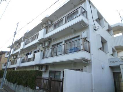 東京都武蔵野市、三鷹駅徒歩18分の築28年 3階建の賃貸マンション