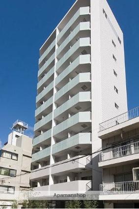 東京都渋谷区、渋谷駅徒歩7分の築10年 12階建の賃貸マンション