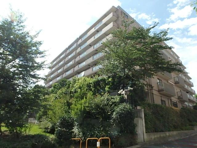 東京都世田谷区、駒場東大前駅徒歩8分の築13年 8階建の賃貸マンション