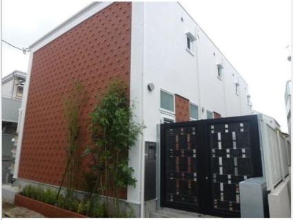 東京都目黒区、自由が丘駅徒歩9分の築3年 2階建の賃貸アパート