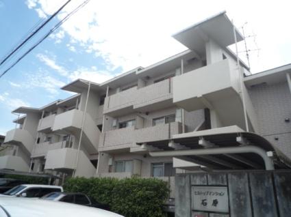 東京都杉並区、下井草駅徒歩10分の築31年 3階建の賃貸マンション