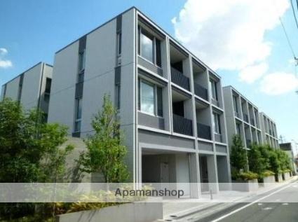 東京都世田谷区、自由が丘駅徒歩12分の築7年 3階建の賃貸マンション