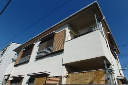 東京都世田谷区、豪徳寺駅徒歩7分の築36年 2階建の賃貸アパート