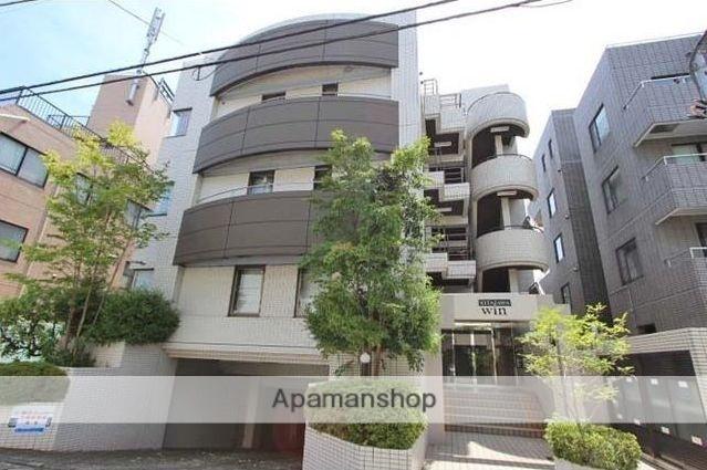 東京都世田谷区、池ノ上駅徒歩3分の築27年 5階建の賃貸マンション