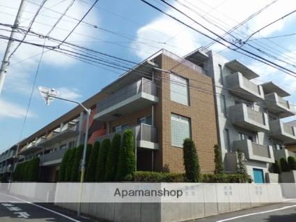 東京都目黒区、都立大学駅徒歩13分の築15年 4階建の賃貸マンション