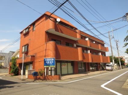 東京都目黒区、祐天寺駅徒歩20分の築35年 3階建の賃貸マンション