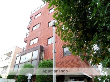 東京都世田谷区、尾山台駅徒歩8分の築36年 5階建の賃貸マンション