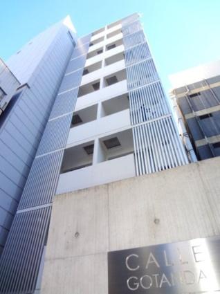 東京都品川区、大崎駅徒歩10分の築11年 11階建の賃貸マンション