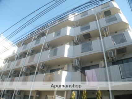 東京都杉並区、永福町駅徒歩7分の築25年 5階建の賃貸マンション