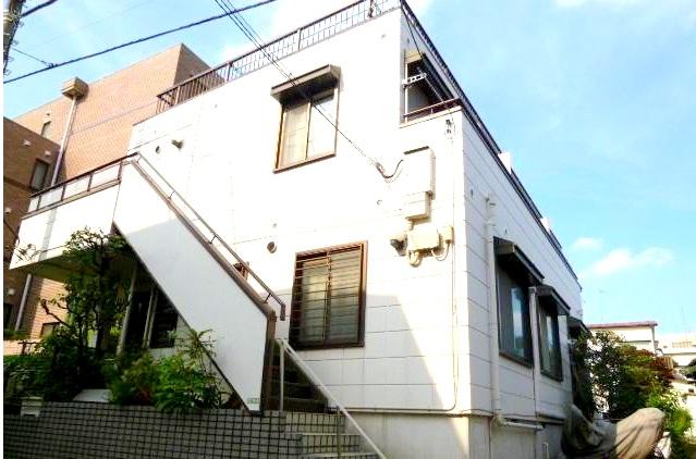 東京都世田谷区、桜新町駅徒歩15分の築25年 2階建の賃貸マンション