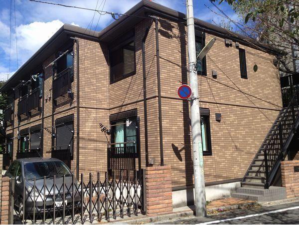 東京都世田谷区、祐天寺駅徒歩10分の築12年 2階建の賃貸アパート