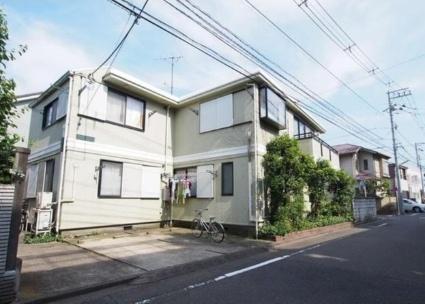東京都世田谷区、奥沢駅徒歩7分の築27年 2階建の賃貸アパート