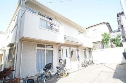 東京都世田谷区、学芸大学駅徒歩19分の築24年 2階建の賃貸テラスハウス