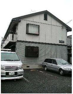 東京都大田区、大岡山駅徒歩7分の築20年 2階建の賃貸アパート
