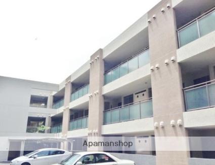 東京都目黒区、学芸大学駅徒歩21分の築17年 3階建の賃貸マンション