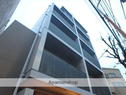 東京都目黒区、中目黒駅徒歩15分の築14年 5階建の賃貸マンション