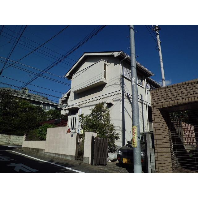 東京都目黒区、自由が丘駅徒歩10分の築28年 2階建の賃貸アパート