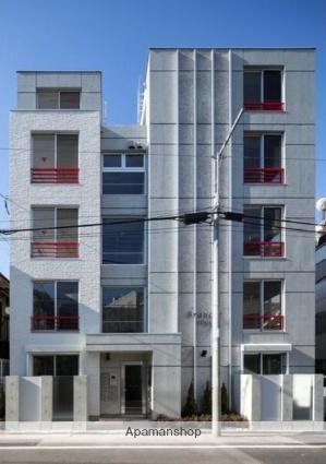 東京都世田谷区、用賀駅徒歩9分の築4年 5階建の賃貸マンション