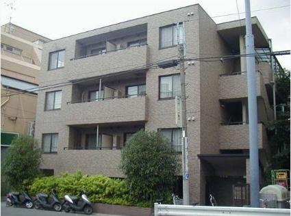 東京都世田谷区、三軒茶屋駅徒歩21分の築17年 4階建の賃貸マンション