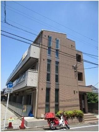 東京都大田区、長原駅徒歩14分の築10年 3階建の賃貸マンション