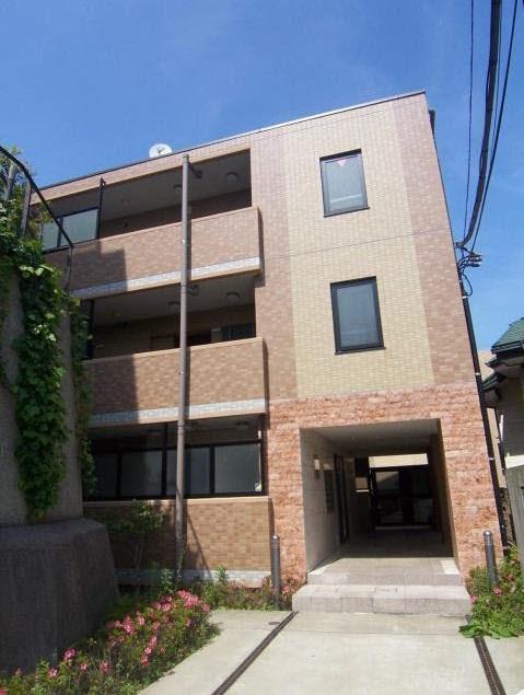 東京都品川区、五反田駅徒歩9分の築9年 4階建の賃貸マンション