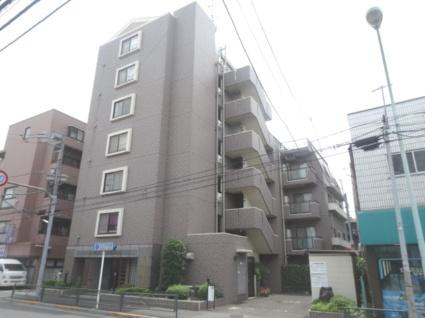 東京都武蔵野市、西荻窪駅徒歩17分の築17年 7階建の賃貸マンション
