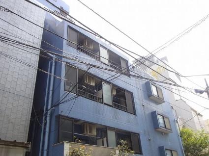 東京都渋谷区、渋谷駅徒歩7分の築17年 8階建の賃貸マンション
