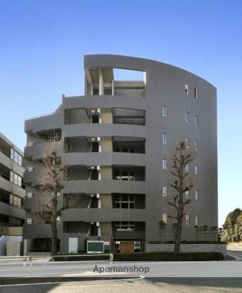 東京都目黒区、都立大学駅徒歩5分の築5年 6階建の賃貸マンション