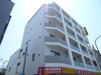 東京都武蔵野市、吉祥寺駅徒歩14分の築8年 6階建の賃貸マンション