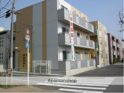 東京都世田谷区、奥沢駅徒歩15分の築9年 3階建の賃貸マンション