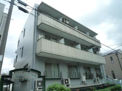 東京都世田谷区、桜新町駅徒歩10分の築30年 3階建の賃貸マンション