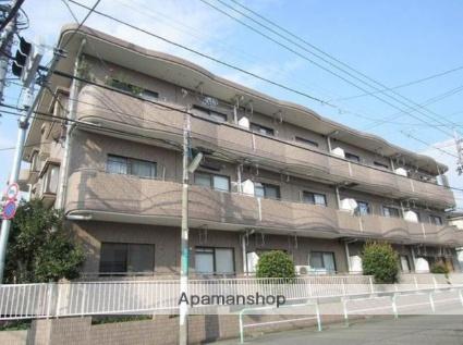 東京都世田谷区、用賀駅徒歩10分の築27年 3階建の賃貸マンション