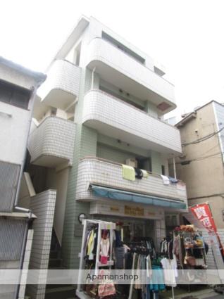 東京都世田谷区、等々力駅徒歩11分の築32年 4階建の賃貸マンション