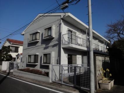 東京都世田谷区、下北沢駅徒歩11分の築28年 2階建の賃貸マンション