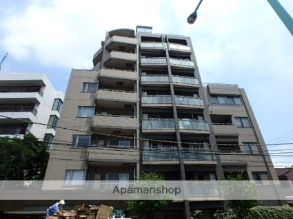 東京都渋谷区、駒場東大前駅徒歩9分の築12年 8階建の賃貸マンション