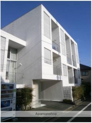 東京都目黒区、自由が丘駅徒歩12分の築15年 4階建の賃貸マンション