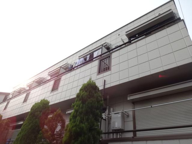 東京都杉並区、永福町駅徒歩6分の築27年 2階建の賃貸マンション