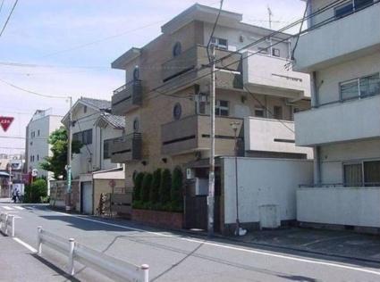 東京都世田谷区、祐天寺駅徒歩18分の築44年 3階建の賃貸マンション