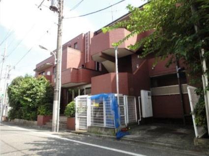東京都大田区、大岡山駅徒歩12分の築25年 3階建の賃貸マンション